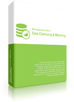 Data Cleansing software and data matching tool